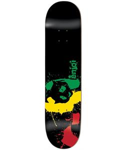 Enjoi Panda Splatter R7 Skateboard Deck
