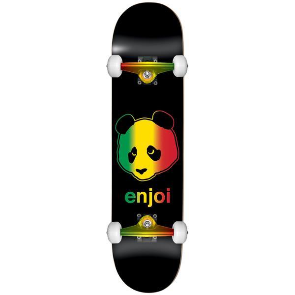 Enjoi Rastafari Panda Skateboard Complete