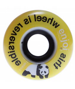 Enjoi Reversible Premium Skateboard Complete Yellow 51mm