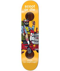 Enjoi Scooters Impact Plus Wageningen Skateboard Deck