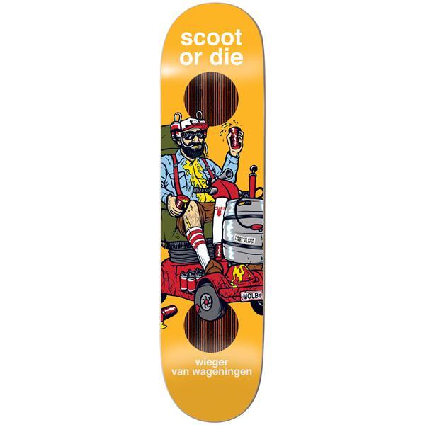 Enjoi Scooters Impact Plus Wageningen Skateboard Deck