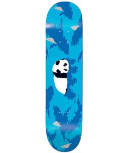 Enjoi Shark R7 Skateboard Blue 8 x 31.9in