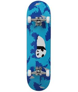 Enjoi Shark Skateboard Complete Blue 8.25in