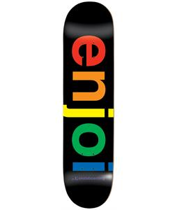 Enjoi Spectrum Skateboard Deck