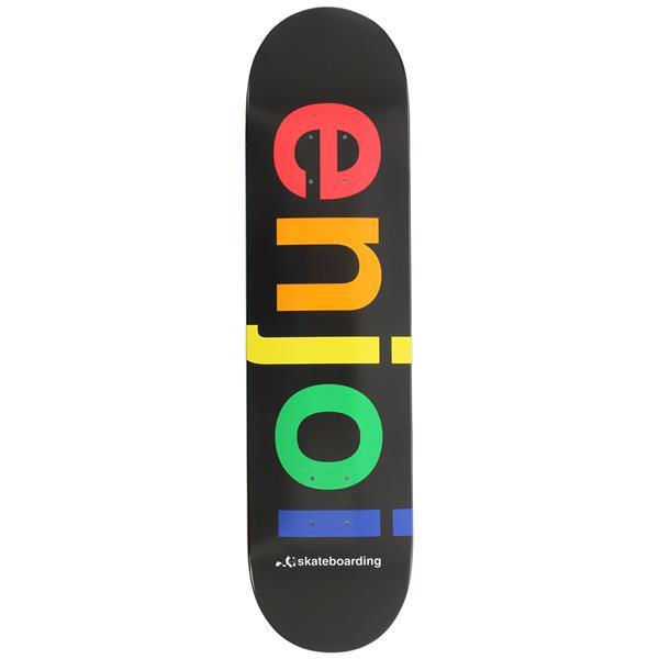 Enjoi Spectrum Skateboard Deck