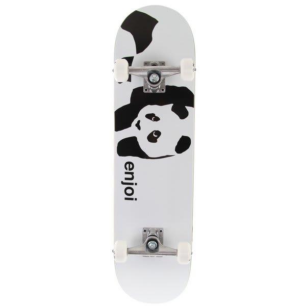 Enjoi Whitey Panda Skateboard Complete