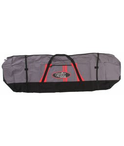 Epic Gear Adjustable Quiver Bag Grey/Red 230-260cm