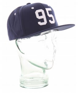 ES 95Th Snap Back Hat Navy