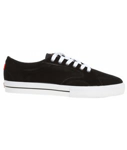 ES Keswick Skate Shoes Black/White