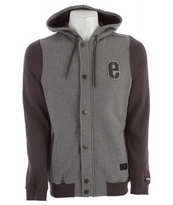 Etnies All City Hoodie Grey/Heather