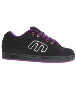 Etnies Callicut 2.0 Skate Shoes Grey/Purple