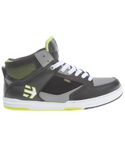 Etnies Cartel Mid BMX Shoes Black/Grey