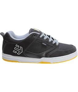 Etnies Cartel Skate Shoes Grey