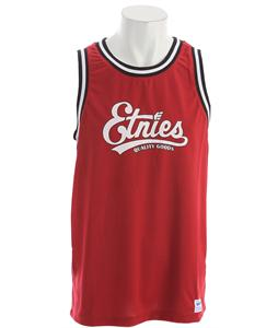 Etnies Changed Up Tank Red