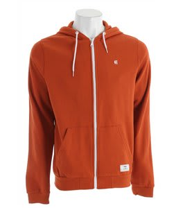 Etnies Classic Zip Hoodie Rust