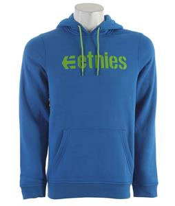 Etnies Corporate P/O Hoodie Royal