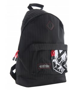 Etnies Essential Backpack Black/Black