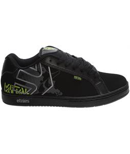 Etnies Fader Metal Mulisha Skate Shoes Black