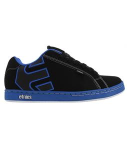 Etnies Fader Skate Shoes Royal/Black/White