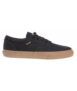 Etnies Fairfax Skate Shoes Black/Black/Gum