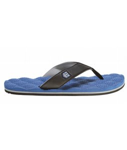 Etnies Foam Ball Sandals Black/Blue