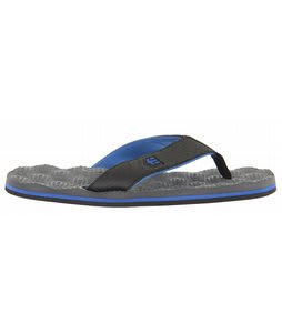 Etnies Foam Ball Sandals Grey/Blue