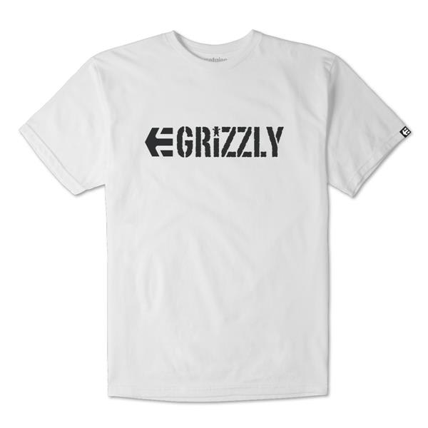 Etnies Grizzly Lock T-Shirt