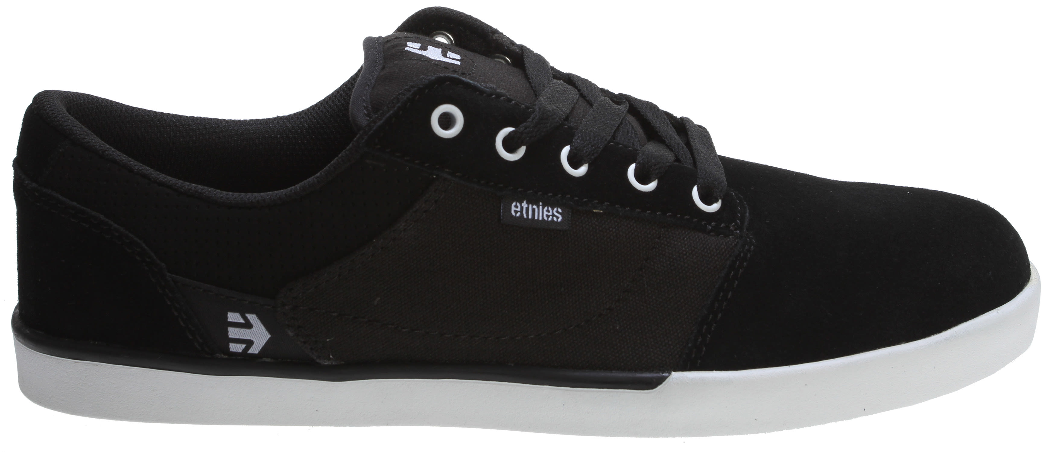 Etnies Skate Shoes - Etnies Fader Skate Shoes - Dark Grey/Black
