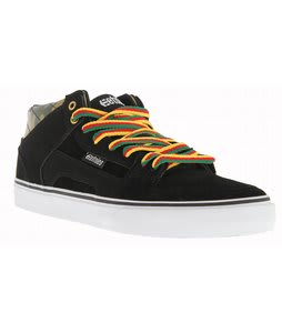 Etnies JP Walker RVM2 Skate Shoes Black/Camo