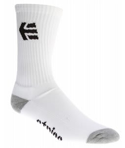 Etnies Legacy 3 Pack Socks White