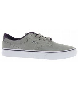 Etnies Malto LS Skate Shoes Grey/White