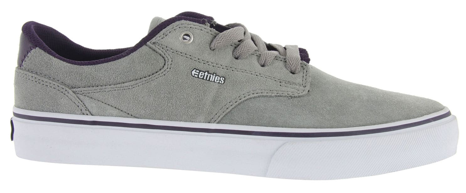 Shop for Etnies Malto LS Skate Shoes Grey/White - Men's