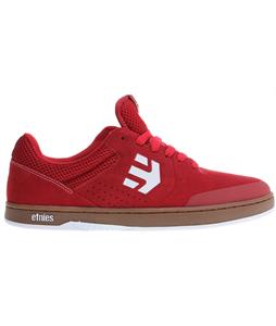 Etnies Marana Shoes Red/White/Gum