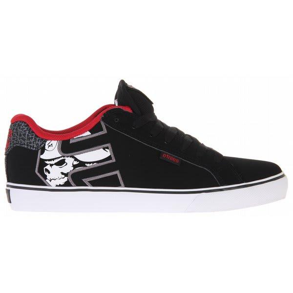 Etnies Metal Mulisha Fairfax Skate Shoes Photo