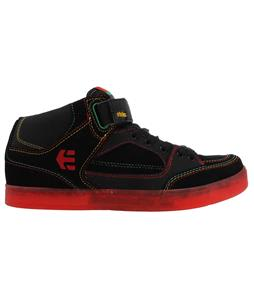 Etnies Number Mid Skate Shoes Black