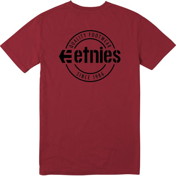 Etnies Park Lock Up T-Shirt