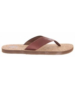Etnies Playa Sandals Brown