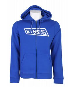 Etnies Rap Zip Full Zip Hoodie Royal