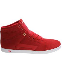 Etnies Rap LS Bike Skate Shoes Red