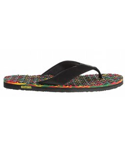 Etnies Relief Sandals Black/Green