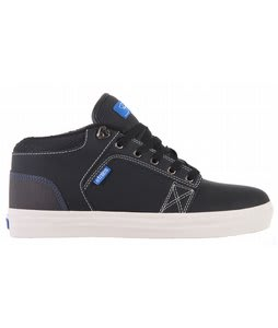 Etnies Sheckler 4 Skate Shoes Black/Blue