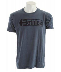 Etnies Stencil Box Tonal T-Shirt