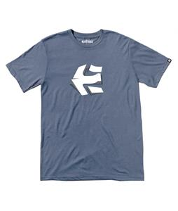Etnies Stryker T-Shirt Blue/Heather
