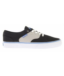 Etnies Taylor LS Skate Shoes Black/Grey/Royal