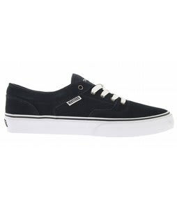 Etnies Taylor LS Skate Shoes Dark Navy