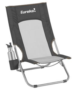 Eureka Campelona Camp Chair Black/Silver