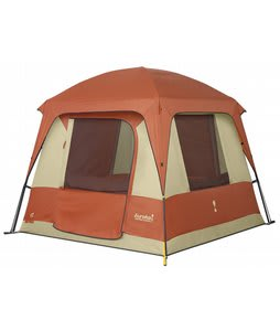 Eureka Copper Canyon 4 Person Tent Copper Tan