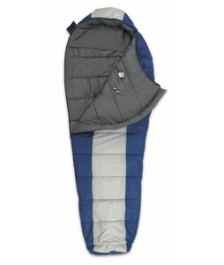 Eureka Copper River 30 Long Sleeping Bag Midnight Blue/Silver
