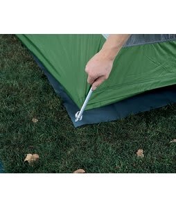 Eureka Floor Saver Rectangular Large Tarp Blue 6.8x8.2