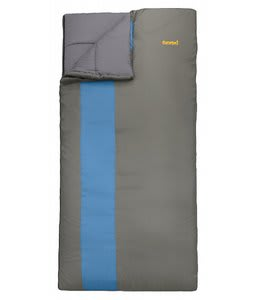 Eureka Sandstone Doublewide 30 3 Season Sleeping Bag Grey